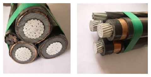mv 33kv 15kv 11kv aerial bunched cable supplier