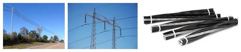 4 urd wire transmission line