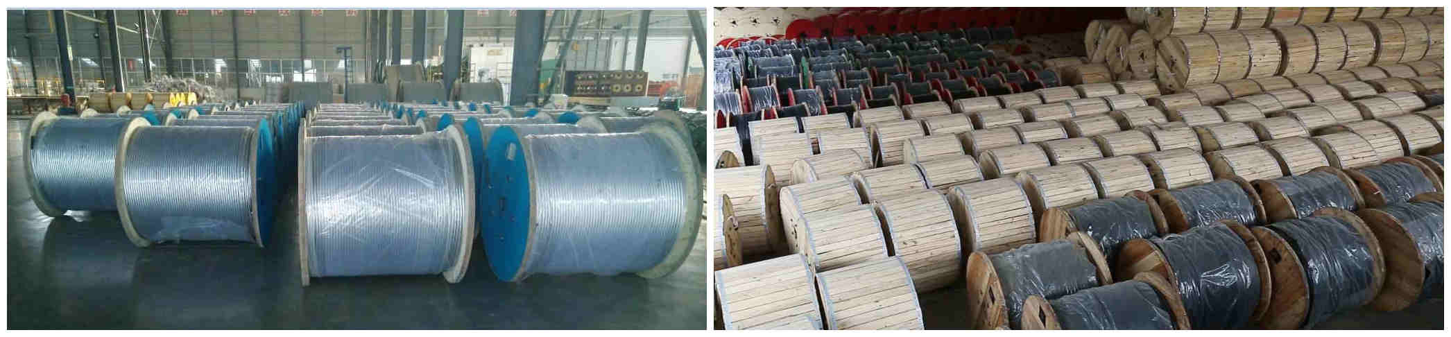 ABC (Aerial Bundle) Cable- ASNZS 3560.1 (ALXLPE) stock in Huadong Cable Group