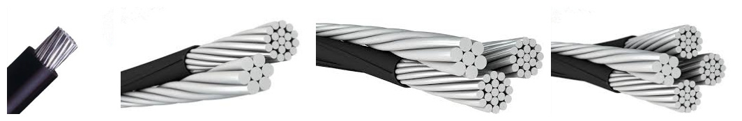 abc lv cable product from Huadong Group