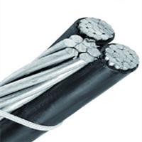cable triplex aluminio