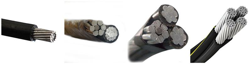 aluminum urd cable