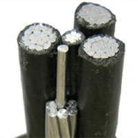 Aluminum Direct Burial Cable Specialized Factory Huadong