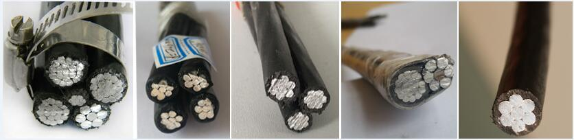 cable aluminum types