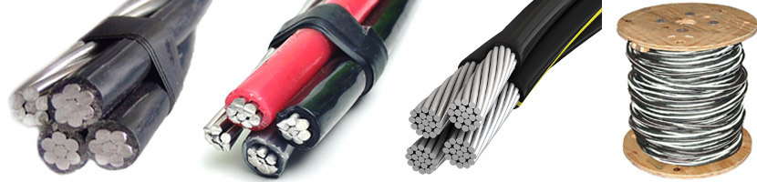 different urd electrical cables