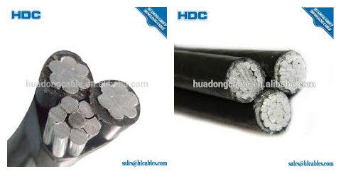 triplex service cable from Huadong Group