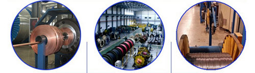 urd underground cable production equipment