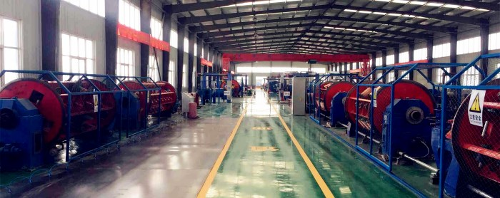 Huadong 11kv aerial bunched cable factory