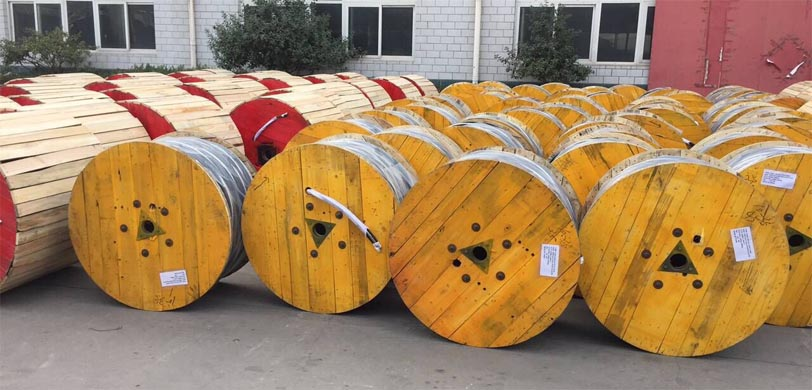 wholesale cheap 11kv aerial bunched cable from China